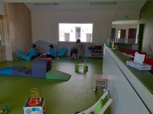 Espace jeux collectifs le mobilier